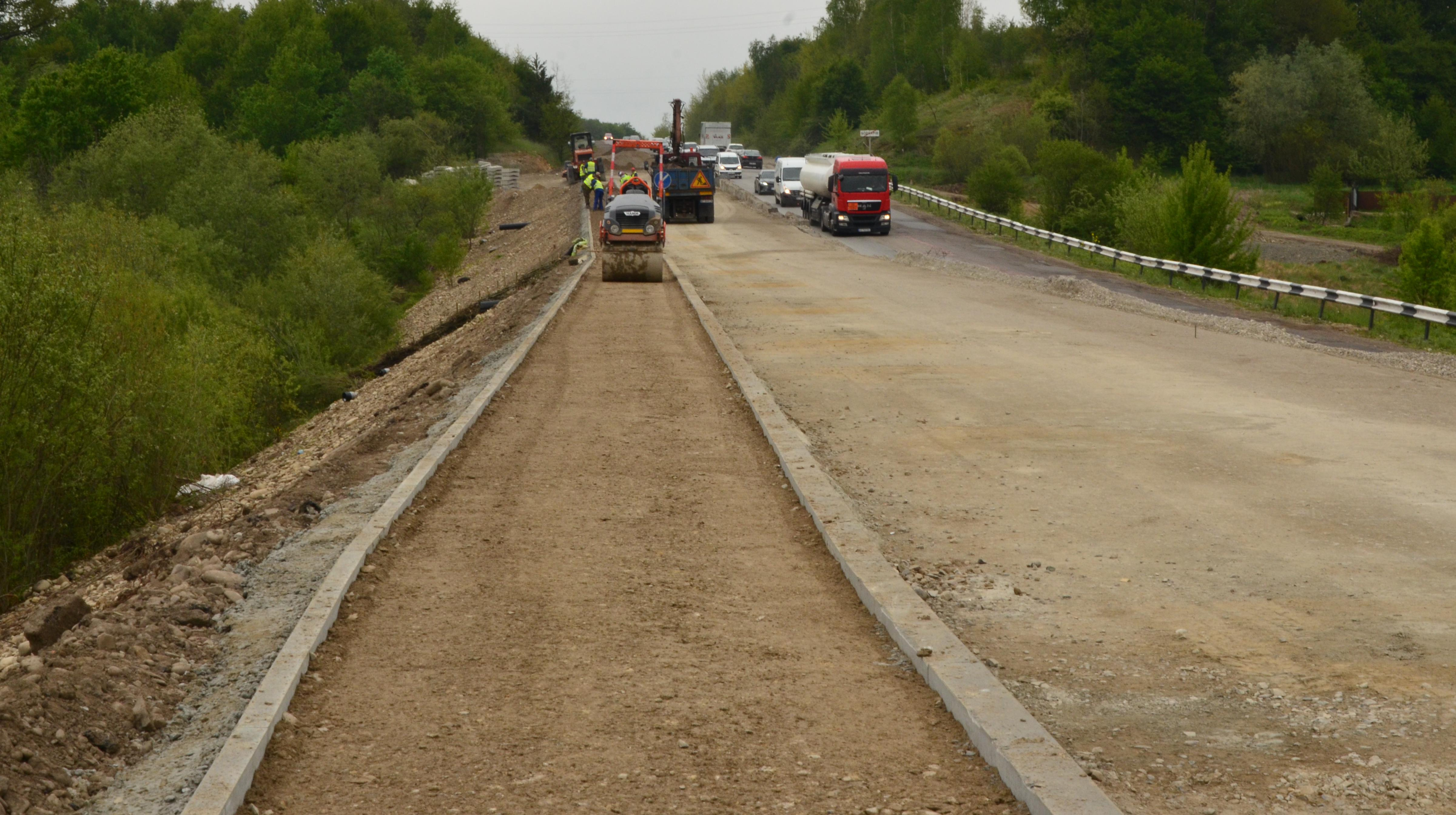 Bodnariv bridge reconstruction, Н-10