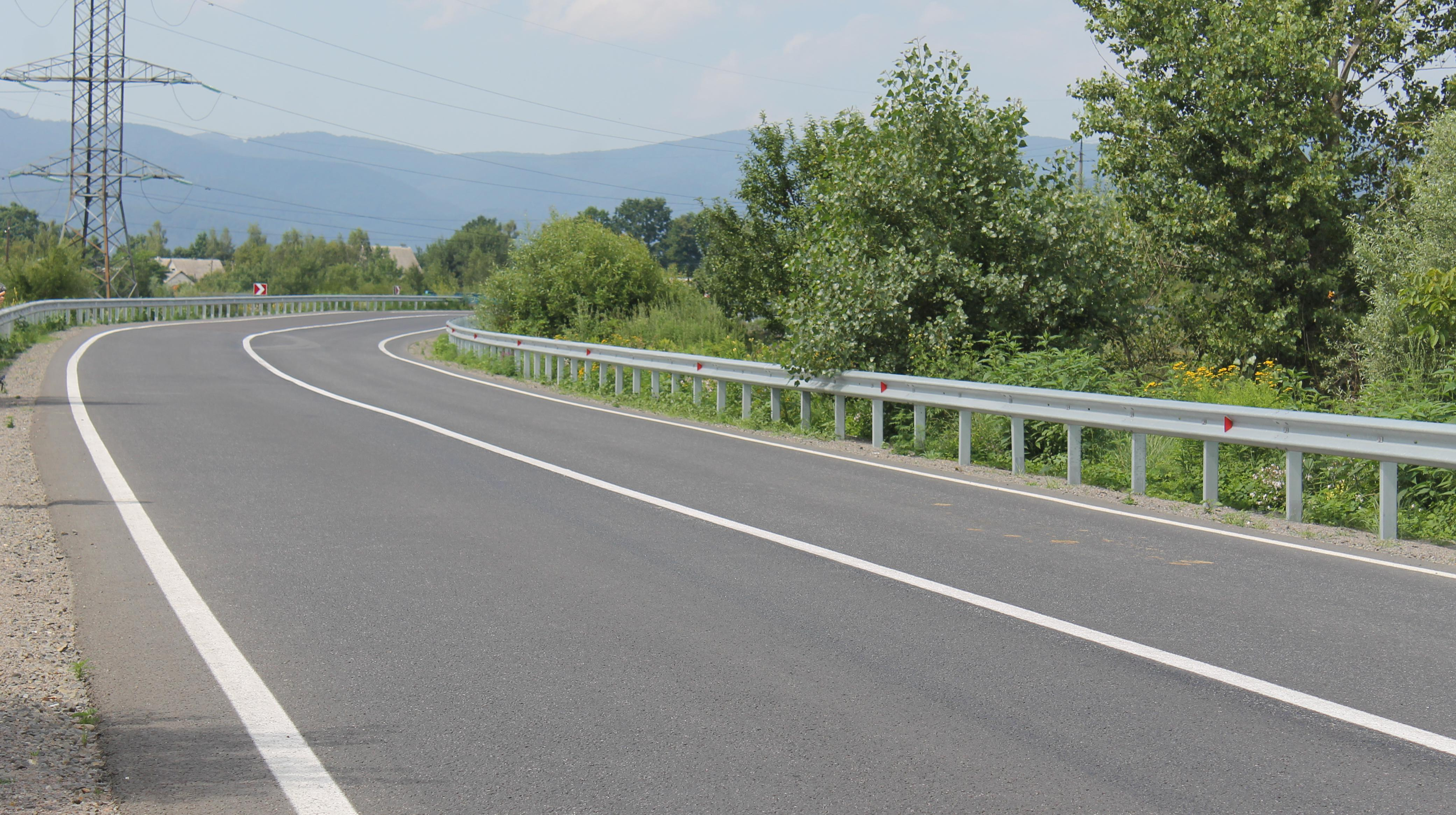 Khust detour repairs completed