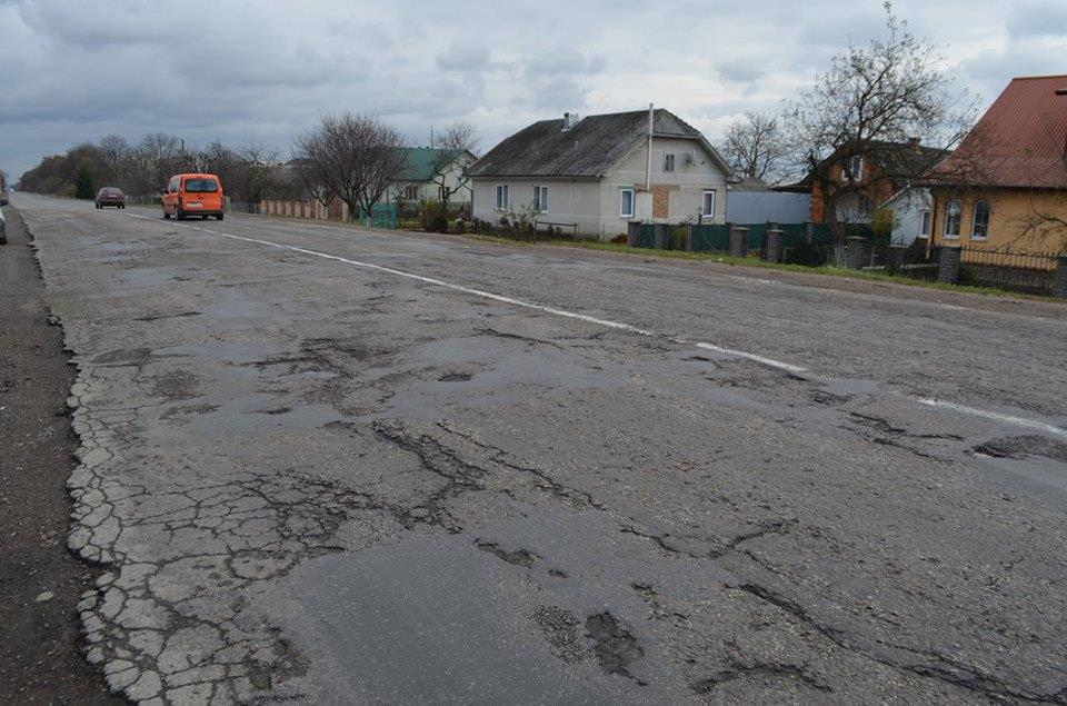 """PBS"" reports road repair season start in Subcarpathian region"