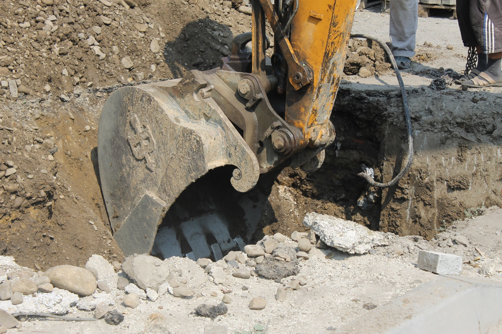 Repairs initiated at Avtolyvmash street in Ivano-Frankivsk